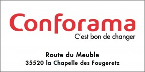Conforama La Chapelle des Fgtz