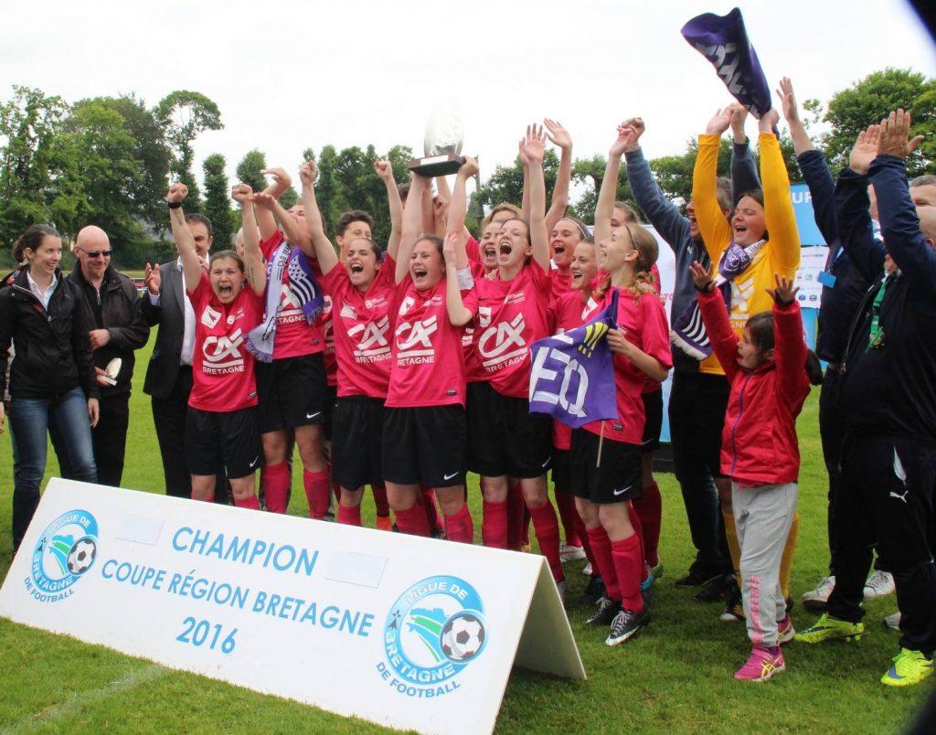 2016-06-12 Seniors Féminines Coupe de Bretagne