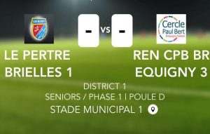 2016-09-04 Seniors H D1 Le Pertre vs Breq C