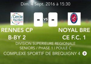 2016-09-04 Seniors H DSR Breq vs Noyal Brece